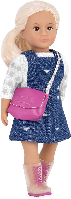 "Lori Fashion Doll - 6"" Savana Doll"