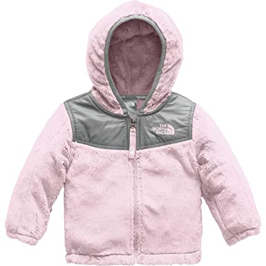 90793629e254 The North Face Infant OSO Hoodie - Purdy Pink - 6M  Amazon.co.uk ...