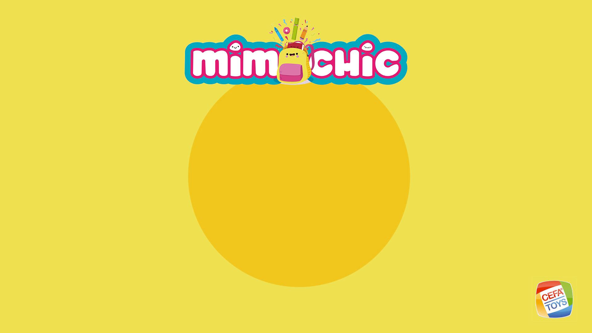 Cefa Toys- Mimochic Mini Mochila Sorpresa (640), color/modelo ...