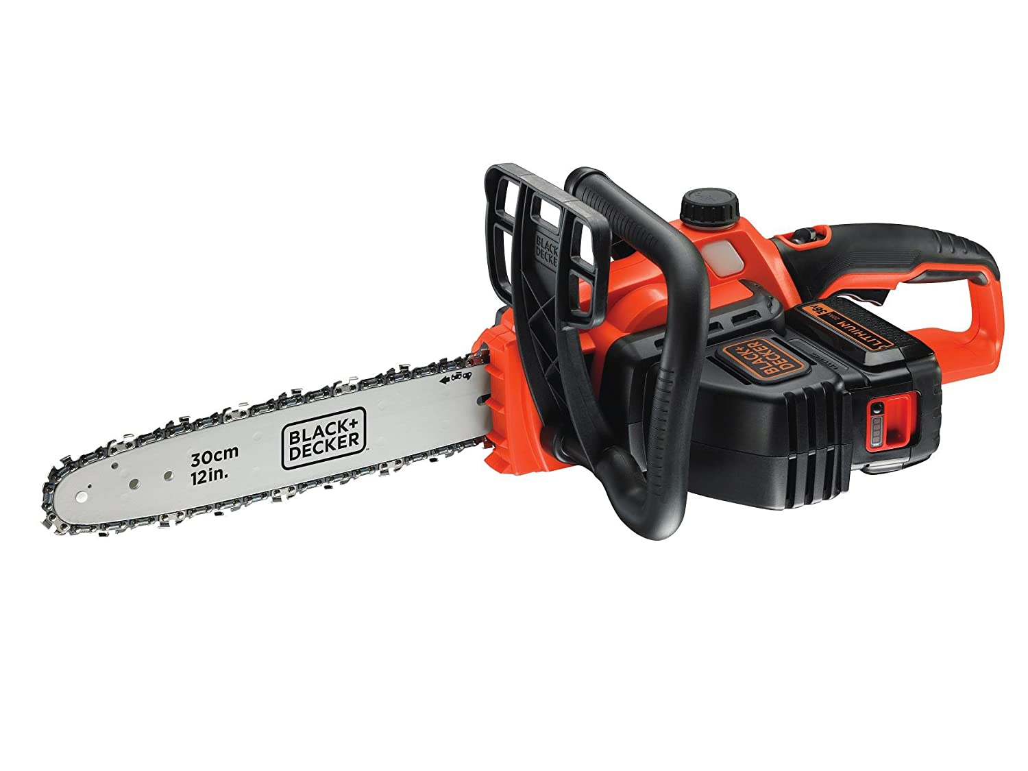 Black+Decker Cordless Chainsaw