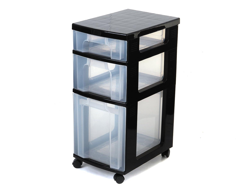 Plastic Drawer Storage Cabinet Seeshiningstars