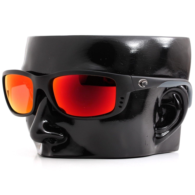 ac47644f39597 Amazon.com  Polarized Ikon Iridium Replacement Lenses for Costa Del Mar Zane  Sunglasses - + Red Mirror  Sports   Outdoors