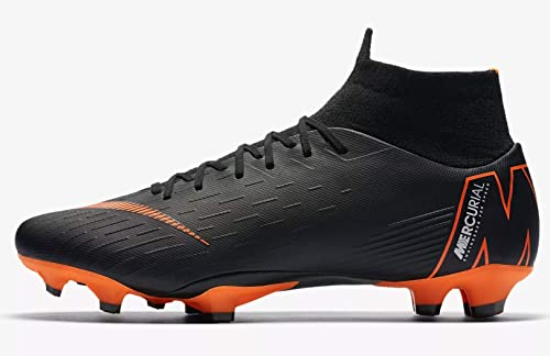 Nike Superfly 6 Pro FG, Zapatillas de Deporte Unisex Adulto, (Black/Total Orange 081), 40 EU: Amazon.es: Zapatos y complementos