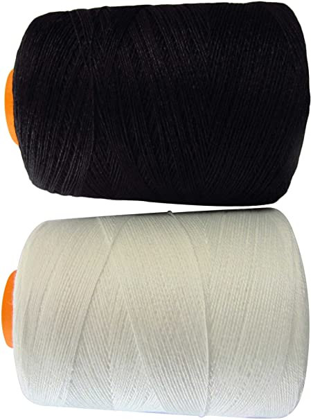 Amazon Sewing Machine Thread Spools LeBeila 40% Polyester Beauteous Upholstery Thread In Sewing Machine