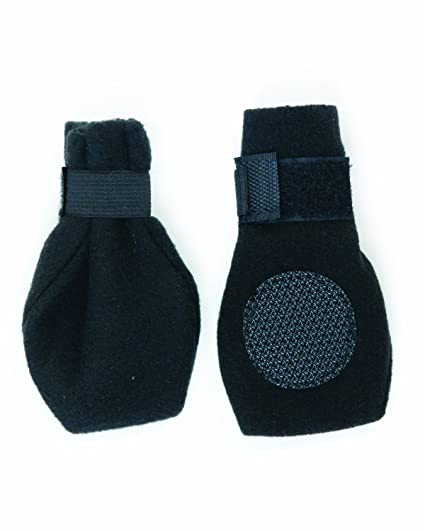 Fashion pet arctic fleece boots