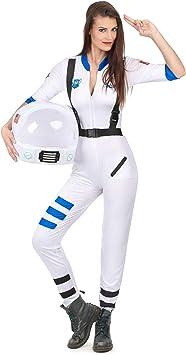 Generique Disfraz Astronauta Mujer: Amazon.es: Juguetes y juegos