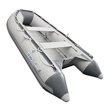 BRIS - Balsa inflable para barco o pesca de yate (3 m ...