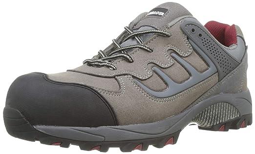 Bellota 72212G42S3 - Zapatos de hombre y mujer Trail (Talla 42), de seguridad con diseño tipo deportivo o montaña