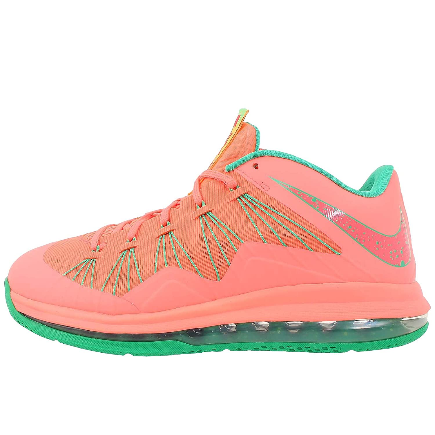 purchase cheap 7afea ce07b Amazon.com   Nike Men s Air Max Lebron X Low Basketball Shoes   Shoes