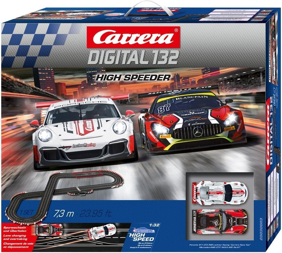 Carrera Digital 132/High Speeder