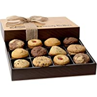 Granny Bellas Christmas Cookie Gift Baskets 30 Gourmet Cookies Corporate Gifting Delivered Tomorrow – Prime Delivery…