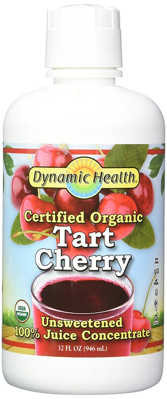Dynamic Health Tart - Jugo concentrado 473 ml botella de plástico: Amazon.es: Salud y cuidado personal