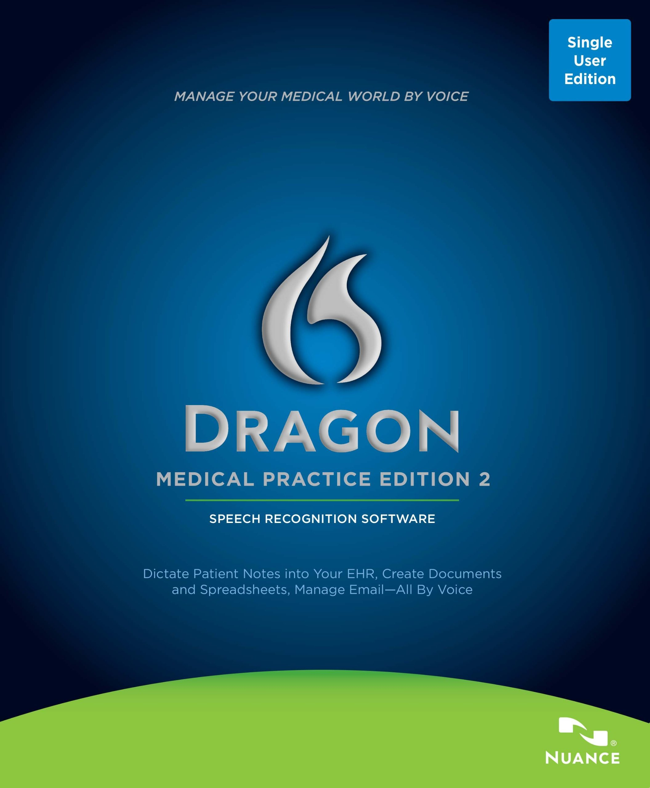 Nuance Dragon Medical Practice, Edition 2 by YBS