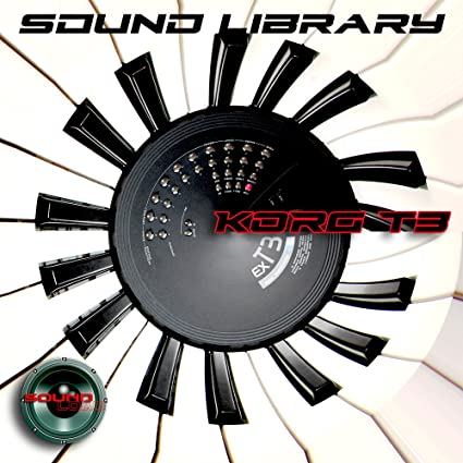 Amazon com: KORG T3 Sound Editor & Library: Musical Instruments