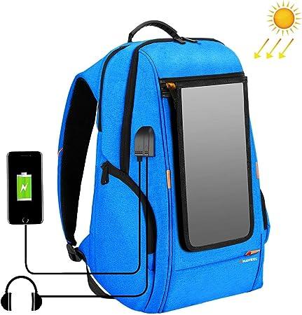 HAWEEL Ultra-Light Stable Adjustable Solar Backpack