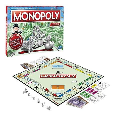 Propiedades De InmobiliariasEdición Monopoly Las Gaming CataluñaCalles Hasbro Juego Barcelonac1009118 1FcKuJTl3