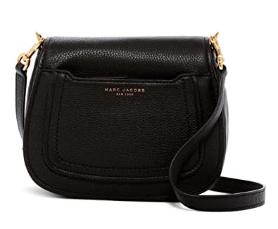 Amazon.com  Marc Jacobs Empire City Mini Messenger Leather Crossbody Bag   Shoes