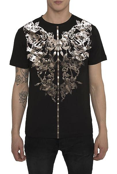 Rock Para Diseño De HombreT NegraBlanca Fashion Shirt Camisetas WodCeQrxB