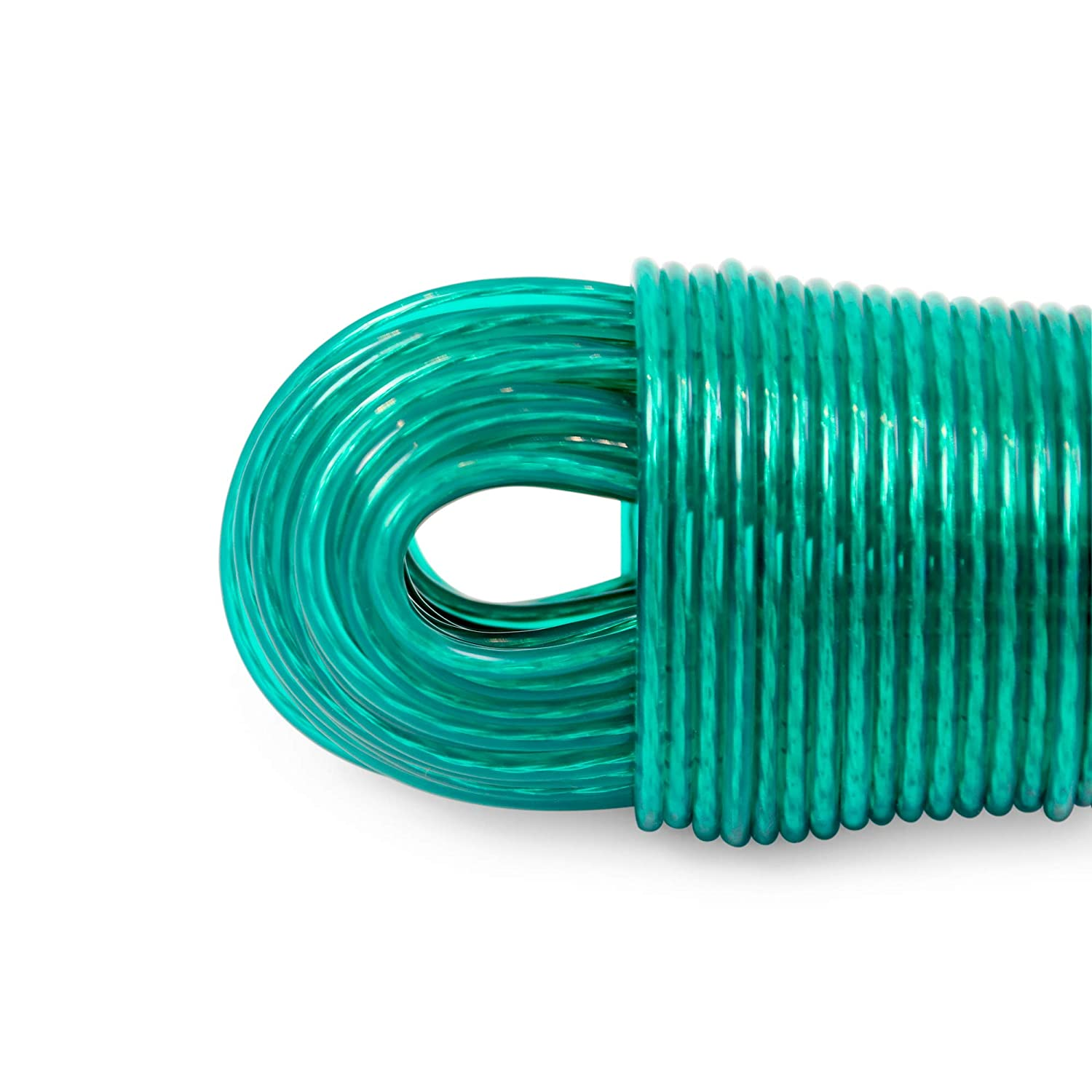 WASHING LINE 50 metres with Steel Core Extra Sturdy and Extra Long UV-resistant