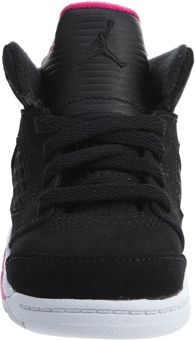 Jordan Nike Toddler 5 Retro Girls Fashion Sneaker 6 Toddler ...