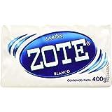 Zote Zote Jab Barra Blanco 25/400 Gr blanco, Pack of 1