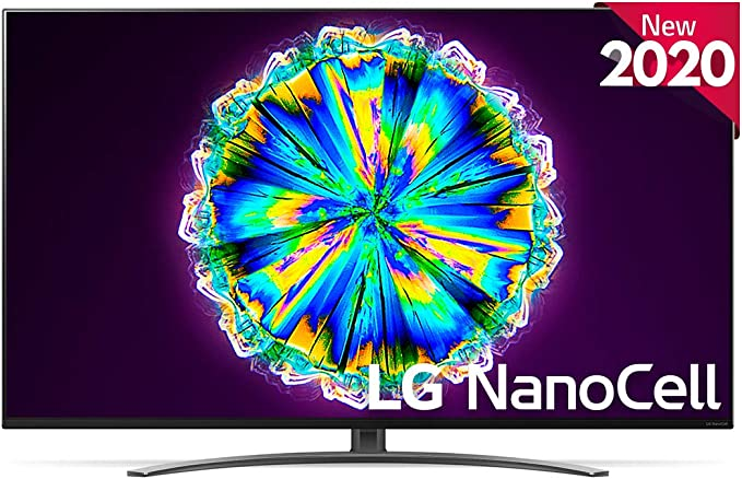 LG 65NANO86ALEXA 2020 - Smart TV 4K NanoCell 164 cm (65