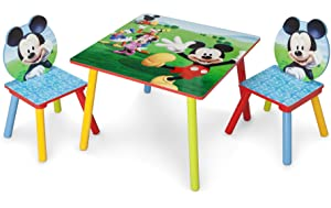 Amazon.com: Mickey Mouse Clubhouse Capers Erasable Activity Table ...