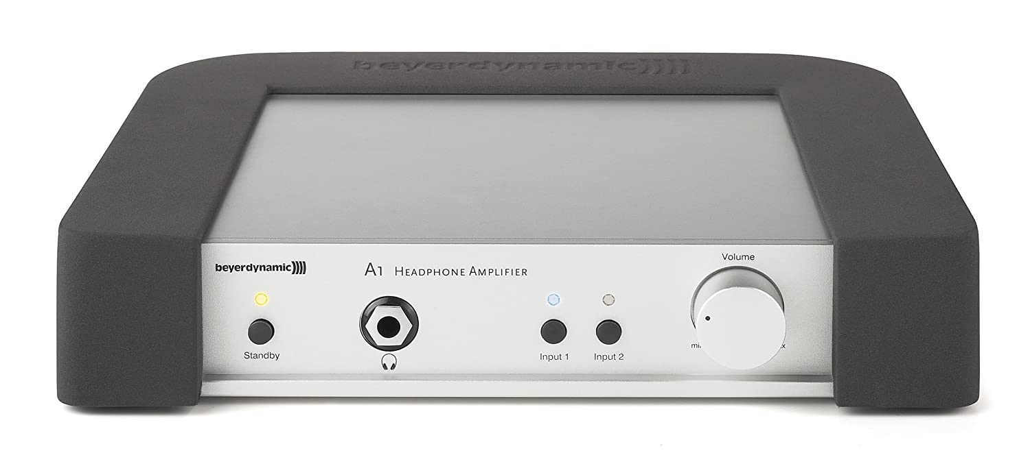 Beyerdynamic A1 Headphone Amplifier Discontinued By Circuit And Explanation Electronic Circuits Manufacturer Home Audio Theater