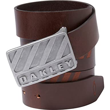 Oakley Halifax Ceinture Dark Sienna, Brown, Uni  Amazon.fr ... e1a6cc95aae