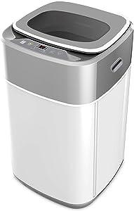 RCA RPW116-GREY Portable Washing Machine, 1.0 cu ft, Grey