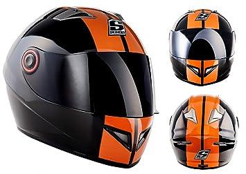 SOXON ST-666 Deluxe Night · Scooter Fullface-Helmet Urbano Urban Moto motocicleta Sport