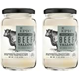 Epic Animal Fats, Beef Tallow, 11 oz. (2 Count)