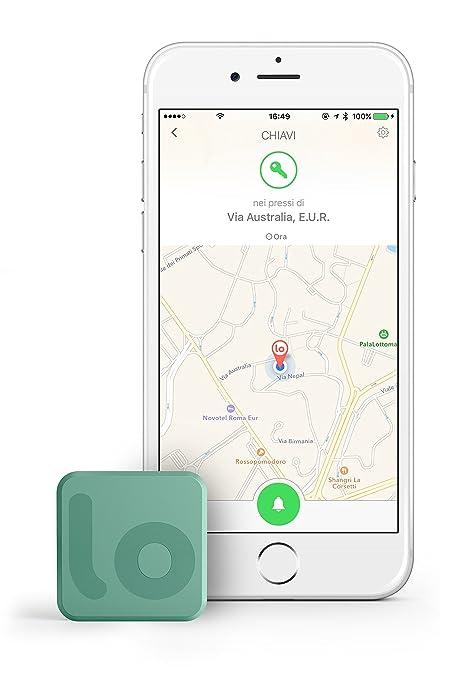 86 opinioni per Filo Portachiavi Bluetooth Ritrova Chiavi- MADE IN ITALY- Key Finder Localizza