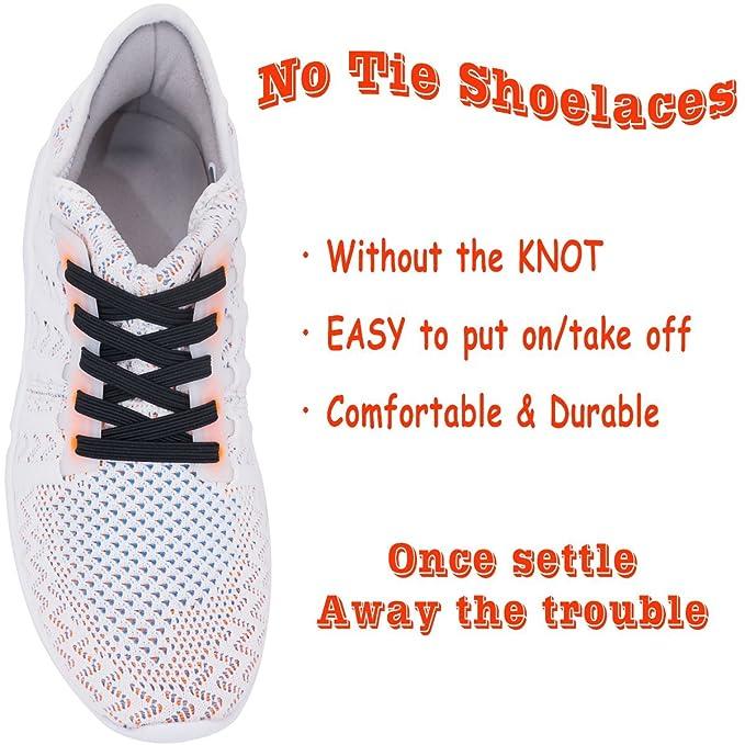 Ceratown - Cordones elásticos de repuesto para zapatos de niños y ...