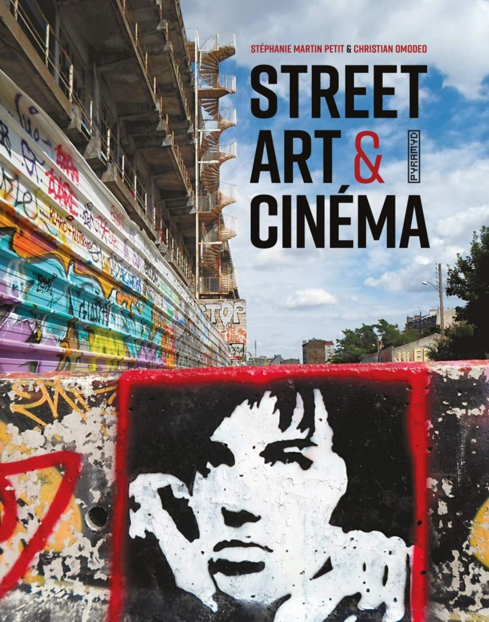 Street Art Cinema 9782350174150 Amazon Com Books