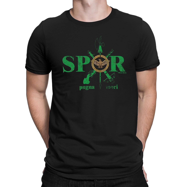 buzz shirts Spanish Legion SPQR Mens T-Shirt Spain Espana Army ...