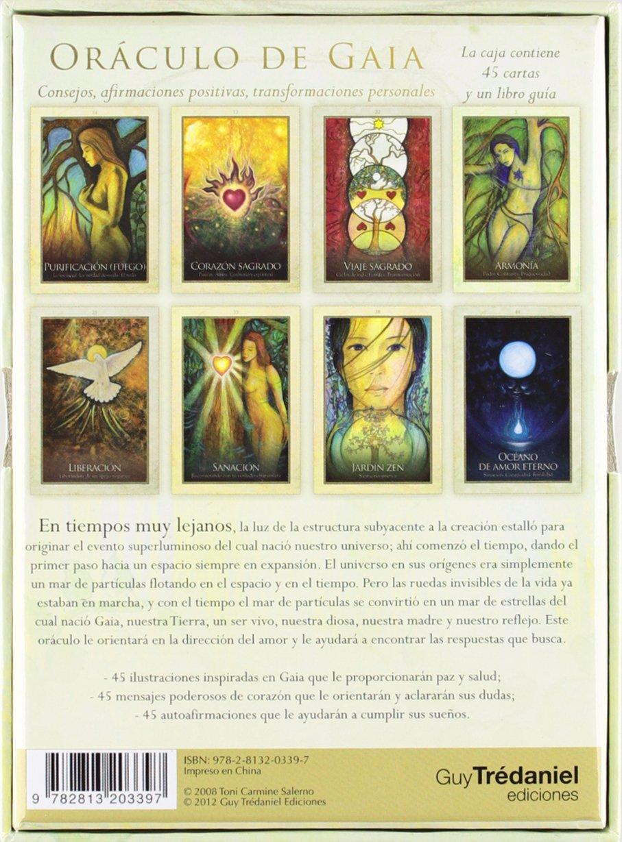 Oraculo de Gaia: Guy Tredaniel Ediciones: 9782813203397 ...
