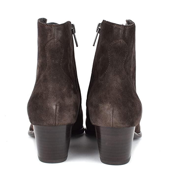 bbebcef071a7 Ash Footwear Heidi Bis Brown Suede Ankle Boot  Amazon.co.uk  Shoes   Bags