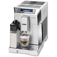 De 'Longhi ECAM 45.766.w Eletta Coffee Machine Cappuccino with Cream Milk Frothing System white