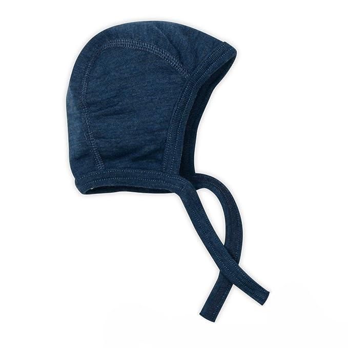 845fea6bb77 Amazon.com  Engel 100% merino wool organic baby newborn hat bonnet  Clothing