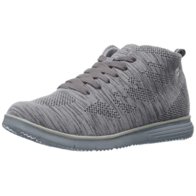Propet Women's TravelFit Hi Walking Shoe, Lt Grey, 6 4E US | Walking