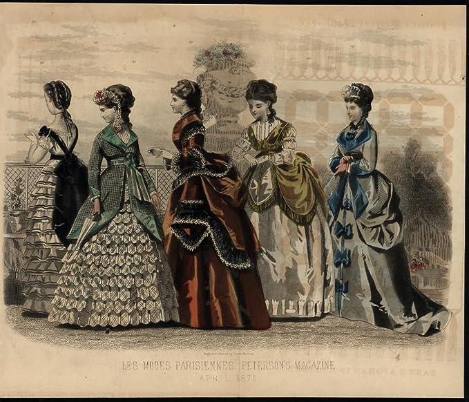 1870 Dresses for Women