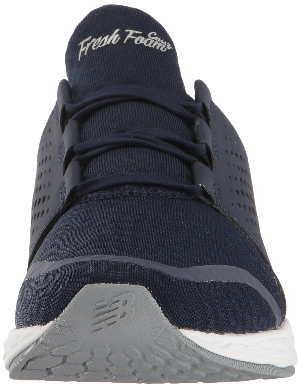 New Balance Fresh Foam Cruz Running Running Running schuhe-M, Herren Laufschuhe, Blau - Pigment Weiß - Größe  46.5 EU 98fbd3