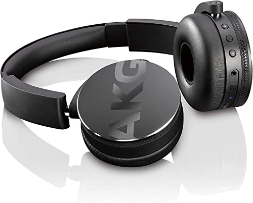 AKG Bluetooth Headphone Black Y50BTBLK