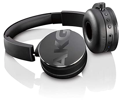 f6841d3947c Amazon.com: AKG Bluetooth Headphone Black (Y50BTBLK): Electronics