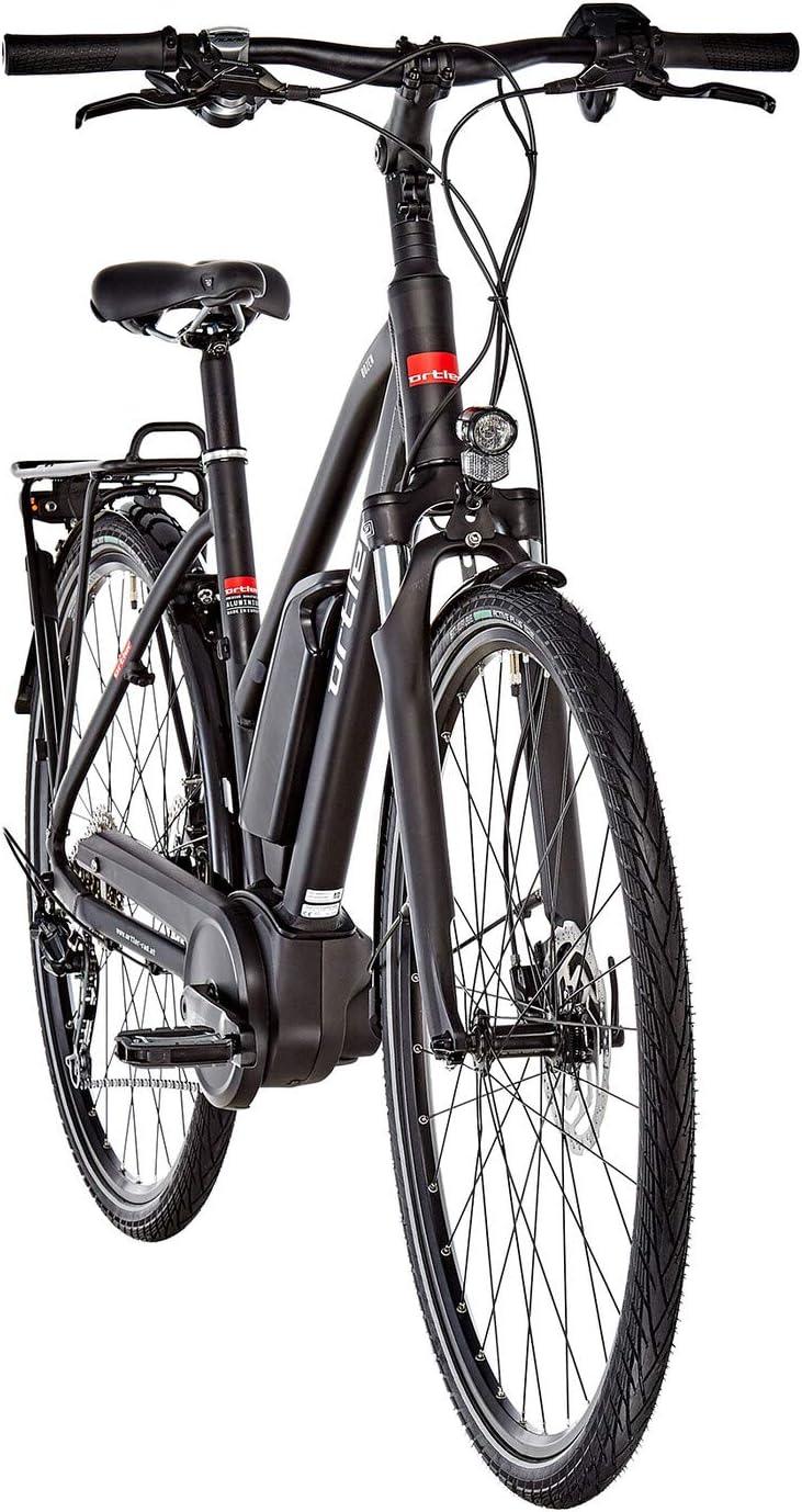ORTLER Bicicleta de Trekking eléctrica para Mujer Trapez 2019 ...