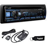 Alpine CDE-172BT CD Receiver with Bluetooth & SiriusXM Satellite Tuner