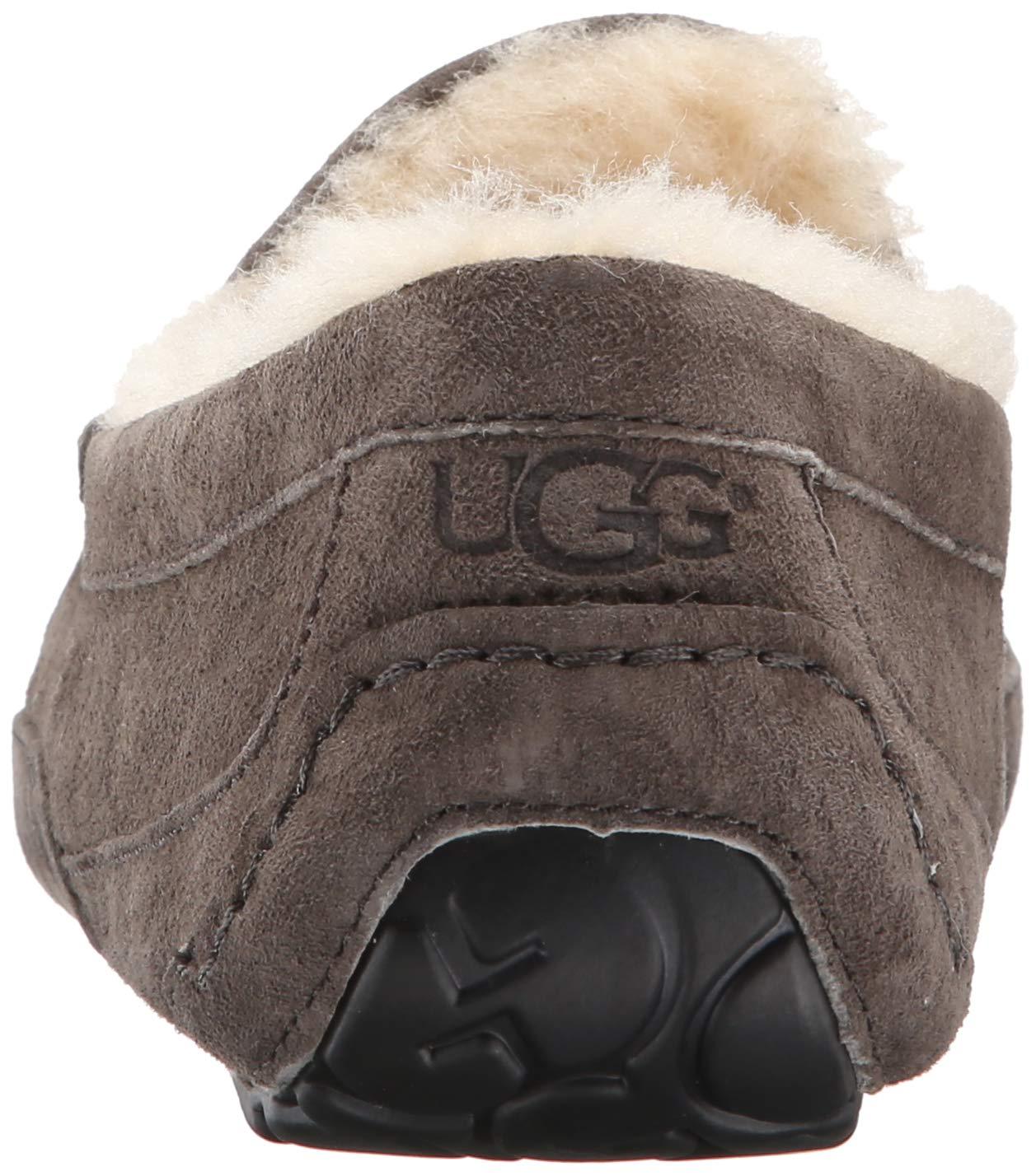 UGG Men's Ascot Slipper, Charcoal, 12 M US by UGG (Image #2)