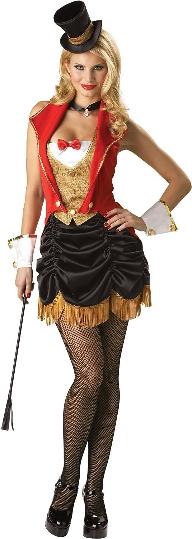 Amazon.com InCharacter Costumes Womenu0027s Three Ring Hottie Burlesque Ringmaster Clothing  sc 1 st  Amazon.com & Amazon.com: InCharacter Costumes Womenu0027s Three Ring Hottie Burlesque ...