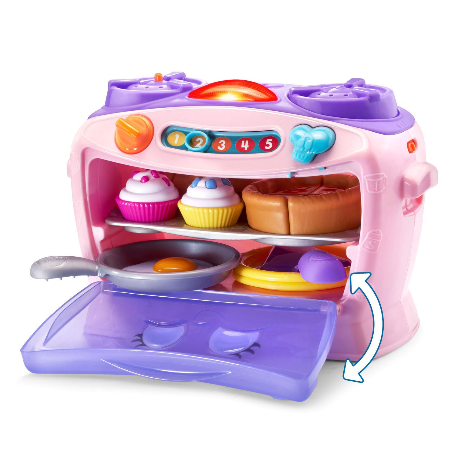 LeapFrog Number Lovin' Oven, pink (Amazon Exclusive) by LeapFrog (Image #2)